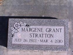 MarGene <i>Grant</i> Stratton