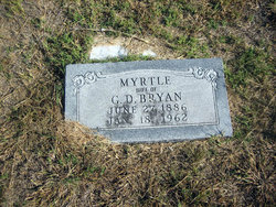 Myrtle J. Mertie <i>Young</i> Bryan