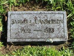 Barbara Louise Anderson