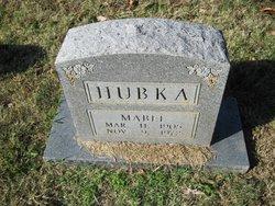 Mabel <i>Stone</i> Hubka