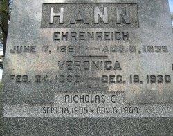 Veronica <i>Friedle</i> Hann