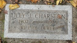 Lilly Mary Charlton