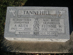 Alfred Keith Tannehill