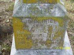 Johann Ludwig John Bode
