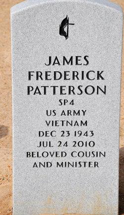 James Frederick Patterson