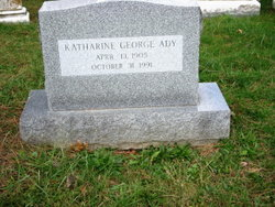 Katherine George Ady