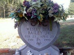 Wesley Dean Bailey, Jr