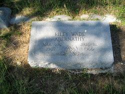 Riley Wade Abernathy