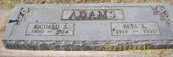 Reta Lucille <i>Skidmore</i> Adams