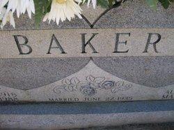 Mary Pearl <i>Nelson</i> Baker