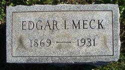 Edgar I Meck