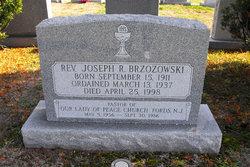 Rev Joseph R Brzozowski