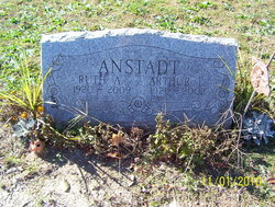 Ruth Arlene <i>Hill</i> Anstadt