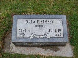 Orla Elizabeth <i>West</i> Kimzey