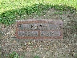 George W Bowser