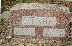 Susan Amanda <i>Burden</i> Stark