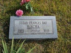 Susan Frances <i>Hulsey</i> Bay-Hincha