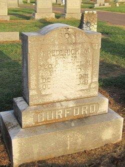 Frederick M. Burford