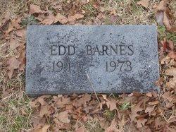 Edd Barnes
