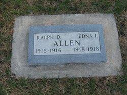 Edna I Allen