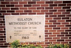 Eulaton United Methodist Church Cemetery