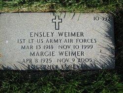 Ensley Blair Weimer