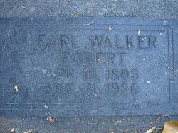 Earl Walker Egbert