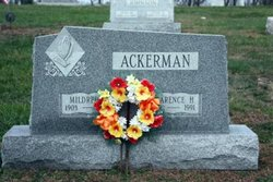 Clarence Henry Ackerman
