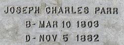 Joseph Charles Parr