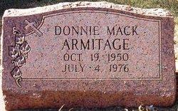 Donnie Mack Armitage