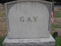 Edith <i>Rogers</i> Gay