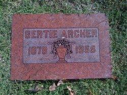 Gertie Gertie <i>Easley</i> Archer