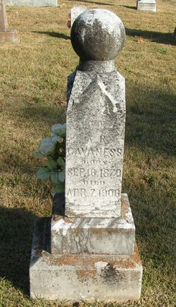 Alfred R. Cavaness