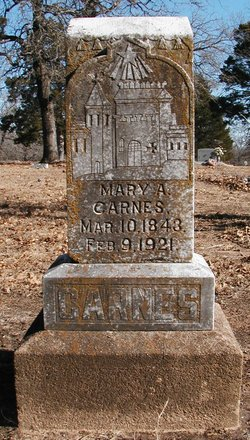 Mary Ann <i>Easley</i> Carnes
