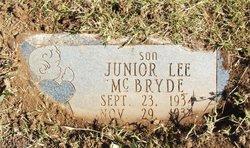 Junior Lee McBryde