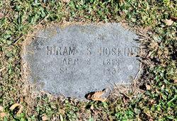Hiram S Hoskins