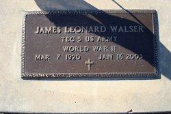 James Leonard Walser