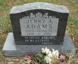 Jerry A Adams