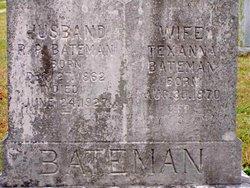 Texanna <i>Dodson</i> Bateman