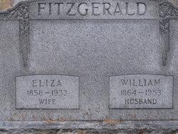 Eliza <i>Crook</i> Fitzgerald