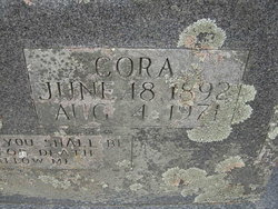 Cora <i>Holloway</i> Crouse
