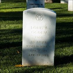Louis B Ogden