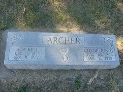 Cornelius G. Archer