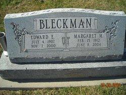 Edward Bleckman