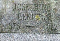 Mary Josephine Josephine <i>Genung</i> Nichols