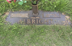 Louise Esther <i>Stern</i> Albright