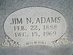Jim Newton Adams