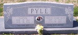Frances Lucille <i>Blair</i> Pyle