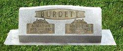 Maude Mae <i>Stroup</i> Burdett