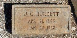 John G Burdett